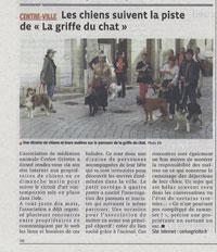 Cerise Griotte : rencontre canine