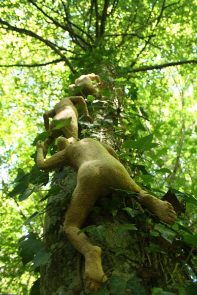 Sculptures à Malans